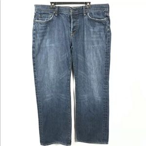 COH Evans Relaxed Fit Button Fly Jeans 38x31